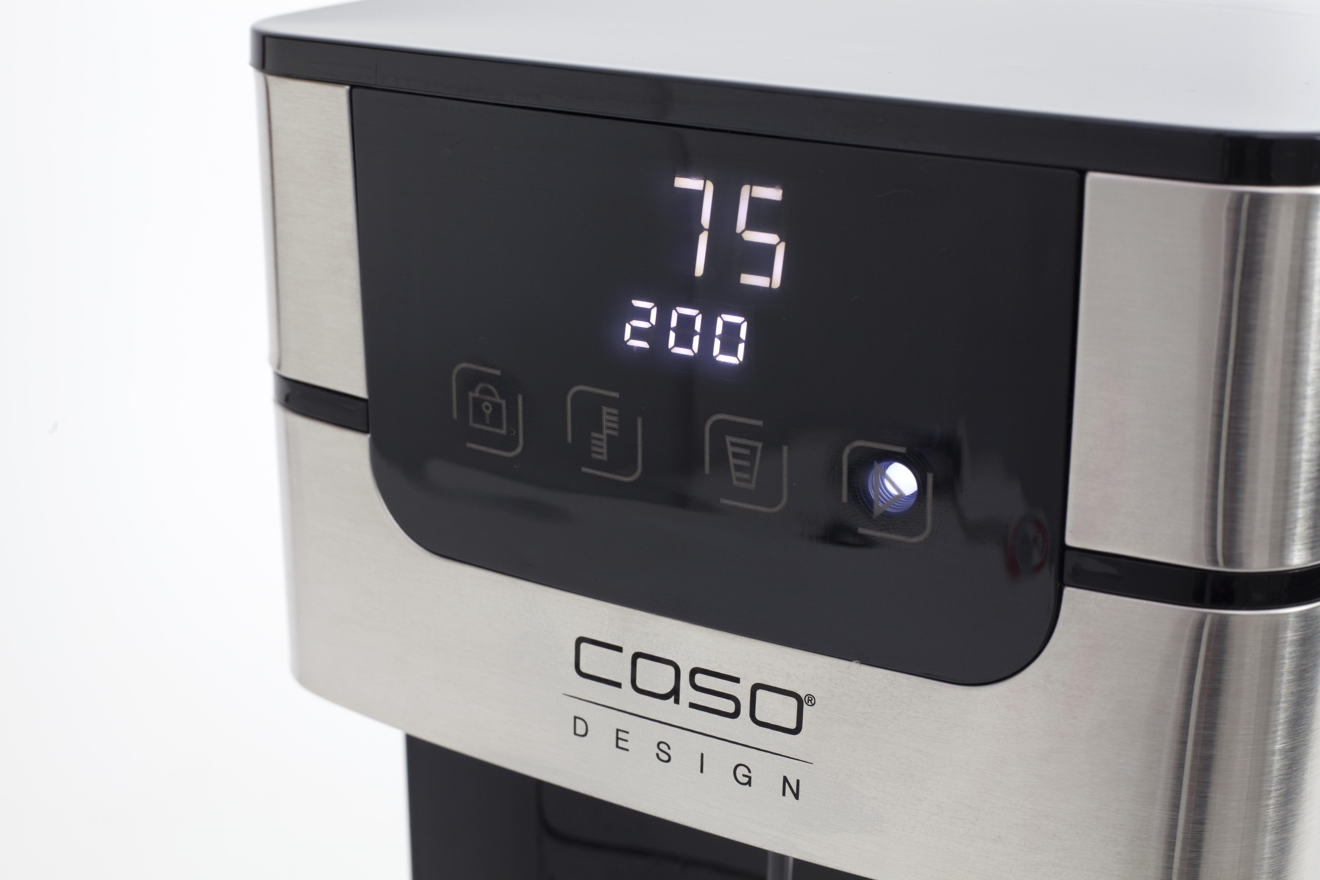 CASO HW 1000 Heißwasserspender 100°C heißes Wasser innerhalb von Sekunden Tee