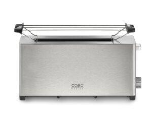CASO Classico T2 Toaster Design toaster for 2 slices of bread