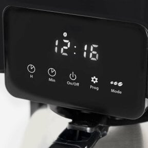CASO Coffee Taste & Style Thermo Design Kaffeemaschine mit Isolierkanne