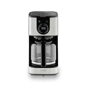 CASO Selection C 12 Design coffee maker with glass carafe