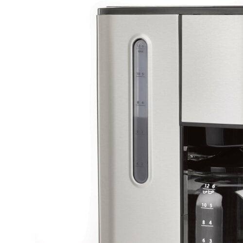 CASO Selection C 12 Design Kaffeemaschine mit Glaskanne