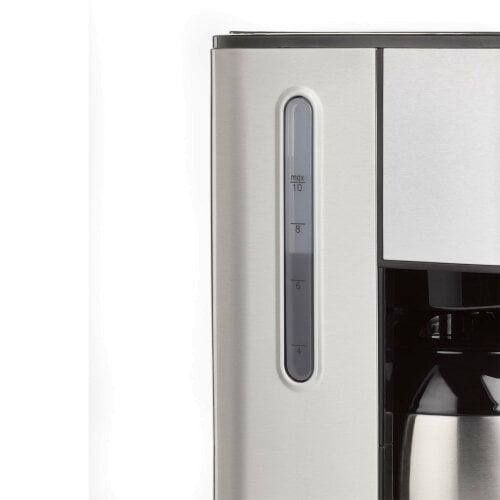 CASO Selection C 10 Thermo Design Kaffeemaschine mit Isolierkanne