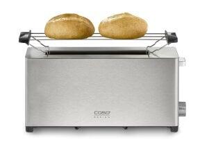CASO Classico T2 Toaster Design Toaster für 2 Scheiben Toast