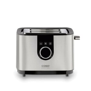 CASO Selection T 2 Design toaster for 2 slices of bread