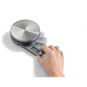CASO Kitchen EcoMate Grammgenaue und umweltfreundliche Küchenwaage