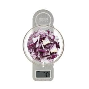 CASO KitchenEcostyle Design kitchen scale with kinetic energy