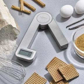 CASO KitchenEcostyle Design-Küchenwaage mit kinetischer Energie