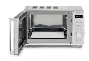 CASO M 20 Cube Ceramic Design Mikrowelle