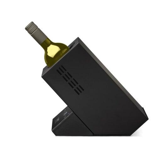 CASO WineCase One Black Design Weinkühler für eine Flasche