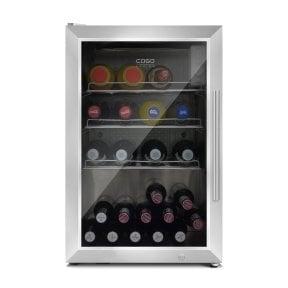 CASO Barbecue Cooler mit Linksanschlag Getränkekühlschrank