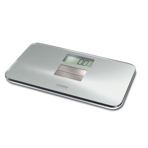 CASO body solar Compact midsize design - Solar scale - Big, digital display