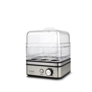 CASO ED 10 Electronic Egg Boiler & Steam Cooker