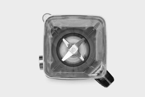 CASO B 2000 - High Speed Smoothie Blender Leistungsstarker High Speed Standmixer mit bis zu 32.000 Umdrehungen/Minute