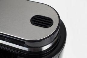 CASO Coffee Compact electronic Design-Kaffeemaschine mit Mahlwerk