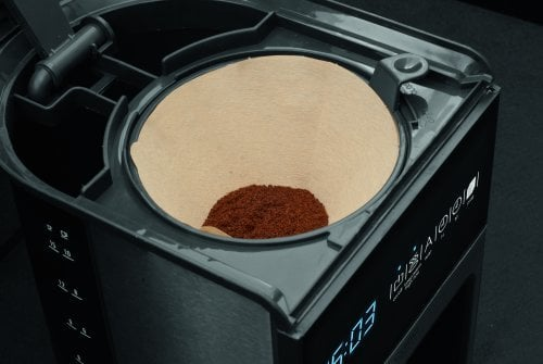 CASO Coffee 1ne Design-Filter Kaffeemaschine mit Sensor Touch Display