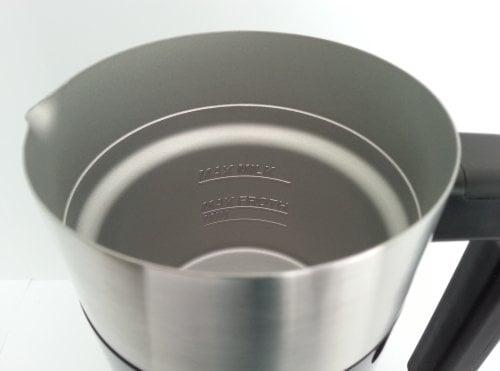 CASO Crema Grande Jet Design milk frother