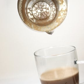 CASO Crema Latte & Choco Design milk frother with induction