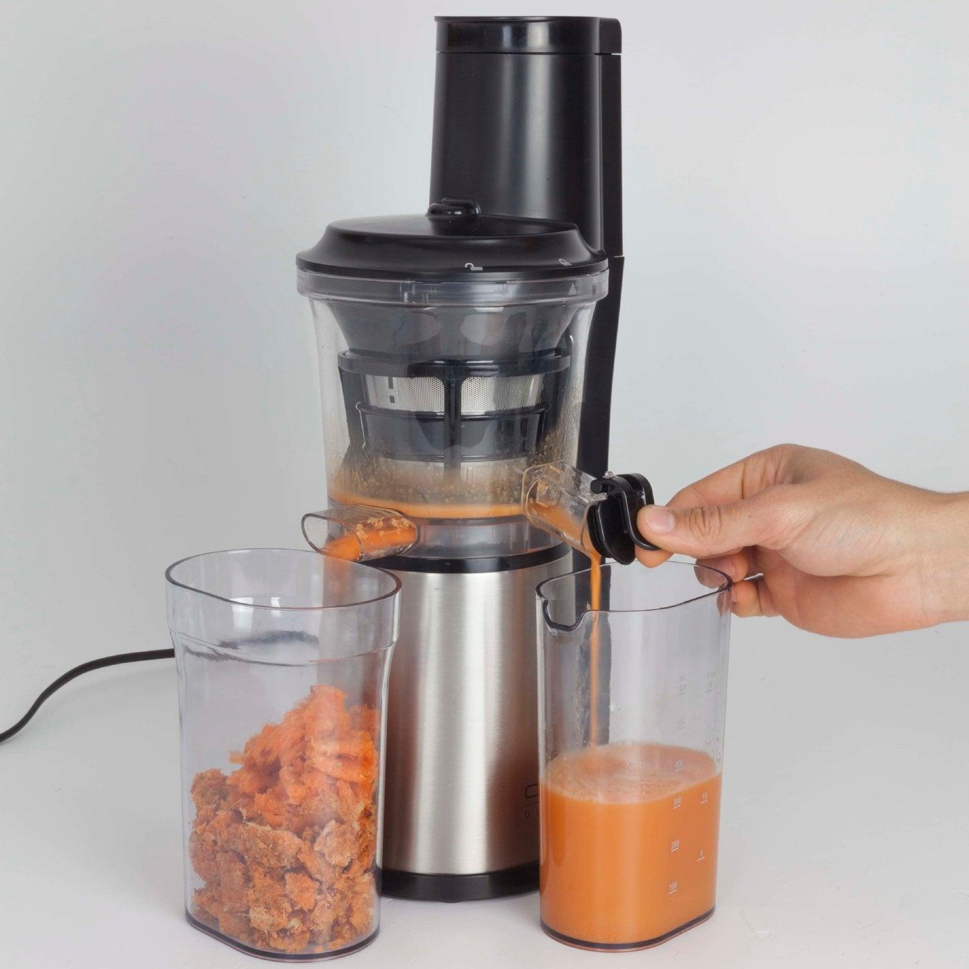 Design Slow Juicer CASO SJW 500 | CASO Design Onlineshop