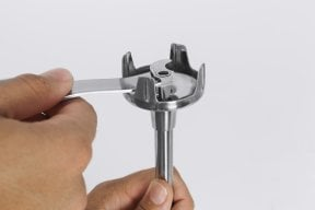 HB 2200 Pro Design hand blender incl. Accessories