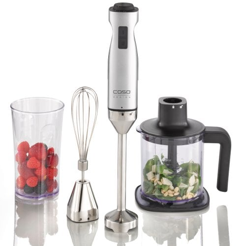 CASO HB 1000 Design hand blender incl. accessories