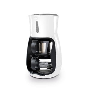 CASO TeeGourmet (white) Full automatic - With glass teapot