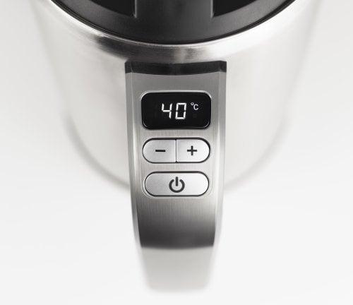 CASO WK Cool-Touch Design-Wasserkocher aus Edelstahl