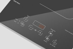 CASO COMFORT C2000 Mobiles Einzelinduktionskochfeld