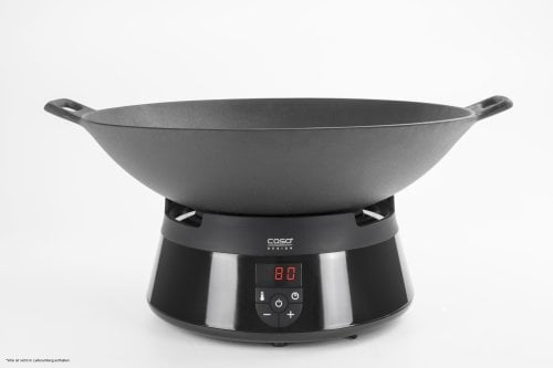 FonDue Set (black) Induction - For 8 people - Save and clean