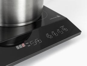 CASO Maitre 3500 Mobile double induction hob - 3500 watt