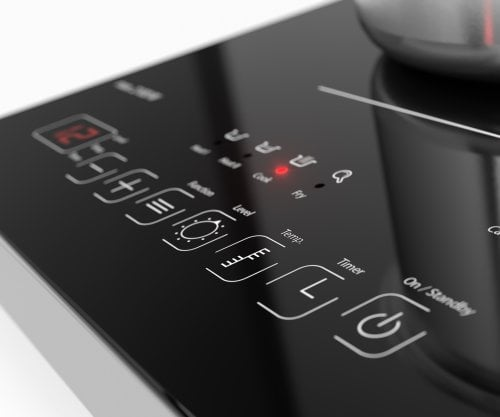 CASO ProGourmet 2100 Mobile single induction hob - 2100 watt