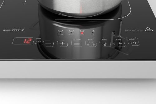 CASO W3500 Mobile double induction hob - 3500 watt