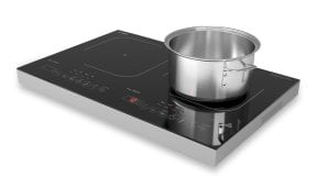 CASO ProGourmet 3500 Mobile double induction hob - 3500 watt