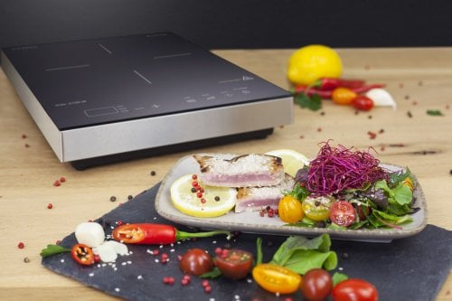 CASO S-Line 2100 Mobile single induction hob - 2100 watt