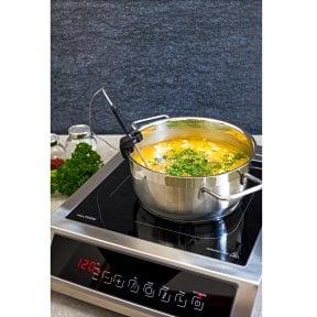 CASO TC 3500 Thermo Control Mobiles Gastro Induktionskochfeld