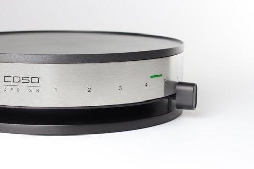 CASO CM 1300 - Design Crepes Maker Design Crêpes Maker aus gebürstetem Edelstahl