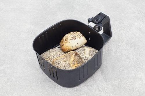 CASO AF 255 Set mit Heißluftfritteuse und Barbecue-Zubehör