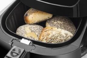 CASO AF 255 Set with airfryer and equipment set