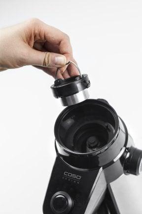 CASO Barista Flavour Elektrische Kaffeemühle
