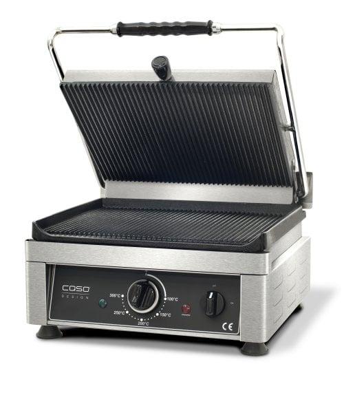 CASO Profi Gourmet Grill Doppel-Kontakt-Grill