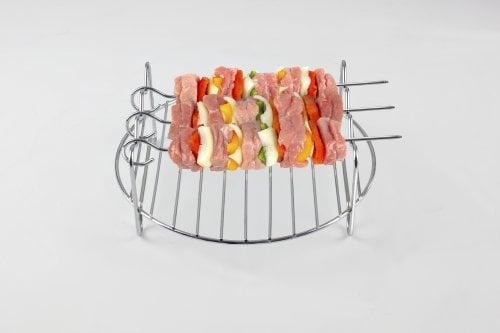 Barbecue Zubehör Zubehör-Set für CASO Design Heißluftfritteuse AF 250