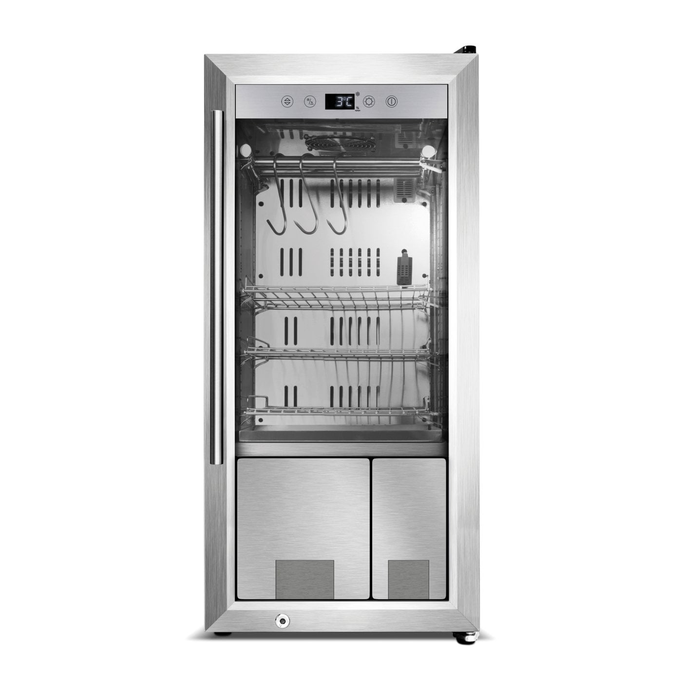 Food Ageing Cabinet With Compressor Technology Dry Aged