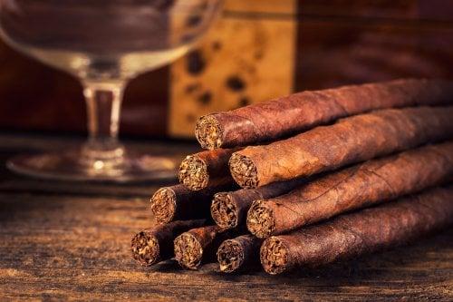 Humidor Volado High-quality humidor for cigar storage