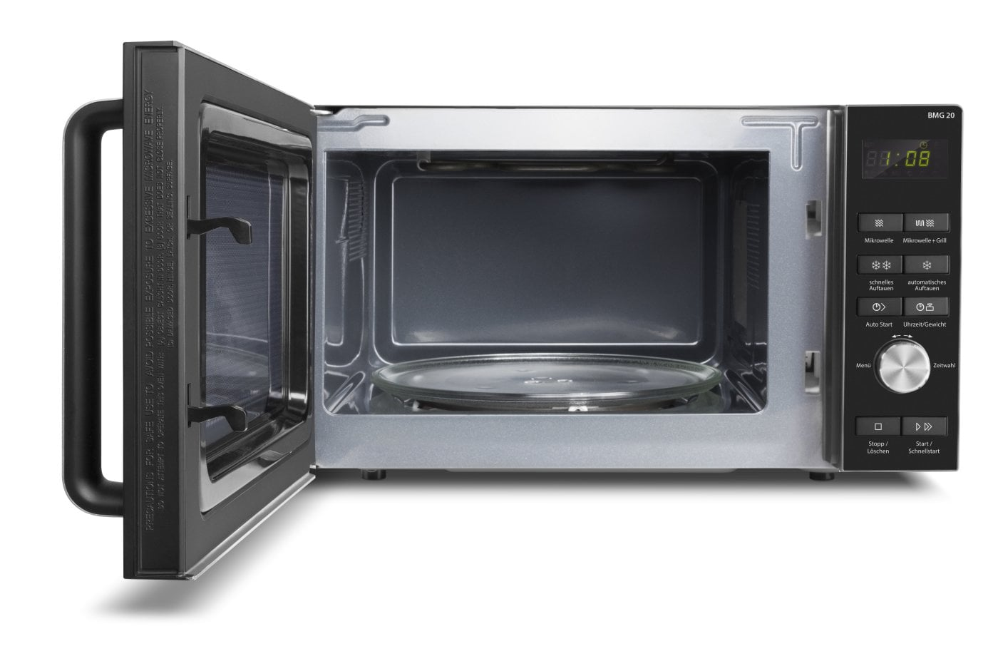 Design Microwave Grill Bmg 20 Caso