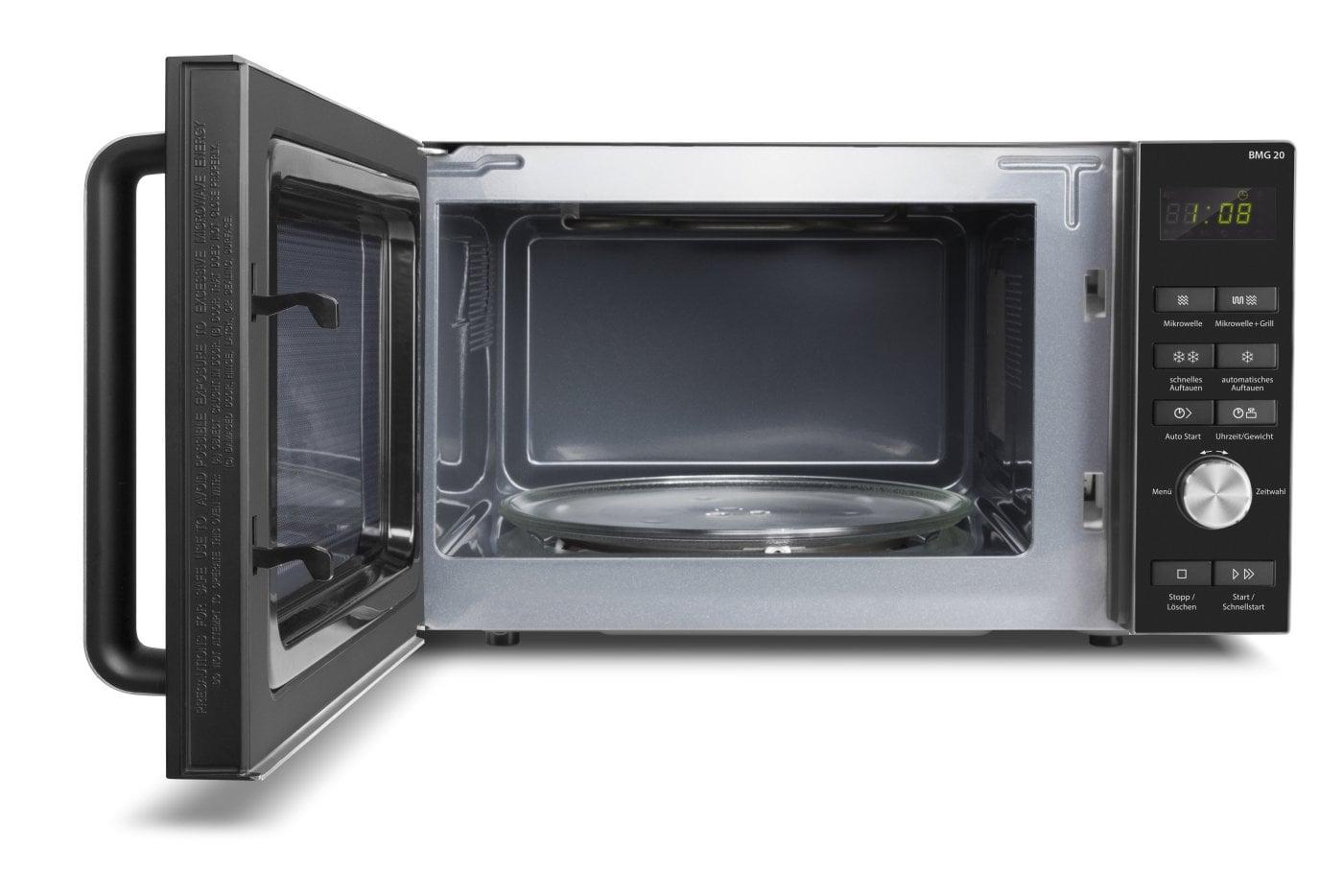 Design Microwave Grill Bmg 20 Caso