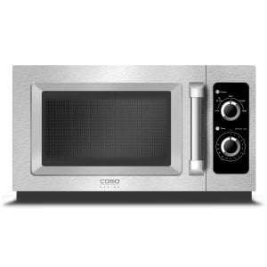 CASO C1000M Professional microwave with ceramic floor