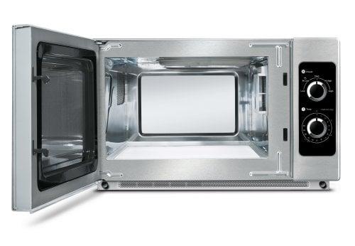 CASO C1000M Professional microwave with ceramic floor