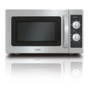 CASO CM 1000 Professional microwave with ceramic floor