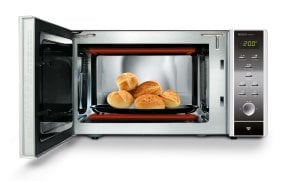 CASO MCDG 25 master Design - Microwave - Convection - Grill / double grill