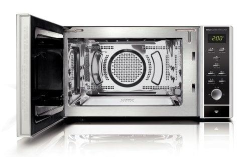 CASO MCG 25 Ceramic chef  Design Microwave - Convection - Grill - Ceramic bottom