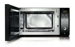 CASO MCG 30 chef black Design - Microwave - Convection - Grill